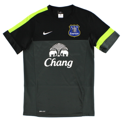 2013-14 Everton Training Shirt M