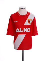 2013-14 FC Augsburg Away Shirt XL