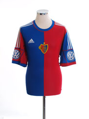 2013-14 FC Basel Home Shirt L
