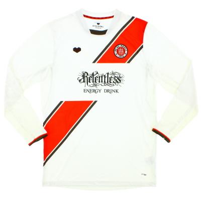 2013-14 FC St. Pauli Away Shirt L/S L
