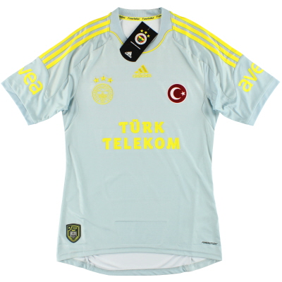 2013-14 Fenerbahce adidas Formotion Goalkeeper Shirt *w/tags* M