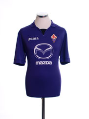 2013-14 Fiorentina Home Shirt *Mint* M