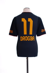 2013-14 Galatasaray Away Shirt Drogba #11 S