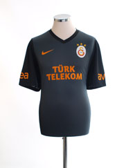 2013-14 Galatasaray Basic Away Shirt *Mint* L