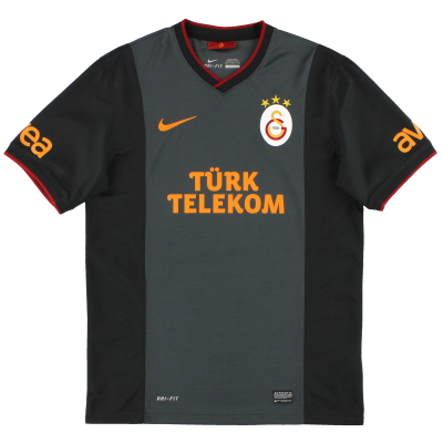 2013-14 Galatasaray Nike Away Shirt L