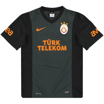 2013-14 Galatasaray Nike Basic Away Shirt S