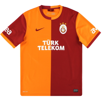 2013-14 Galatasaray Nike Home Shirt M