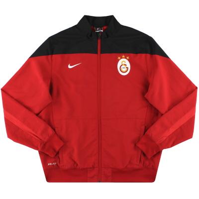 2013-14 Galatasaray Nike Track Jacket *Mint* L