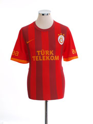 2013-14 Galatasaray Third Shirt M
