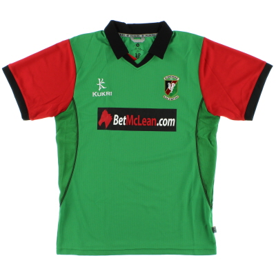 Retro Glentoran Shirt