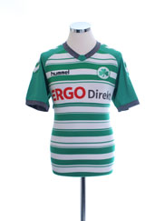 Greuther Furth  home baju (Original)