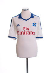 2013-14 Hamburg Home Shirt *Mint* L