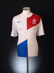 2013-14 Holland Away Shirt *BNIB*