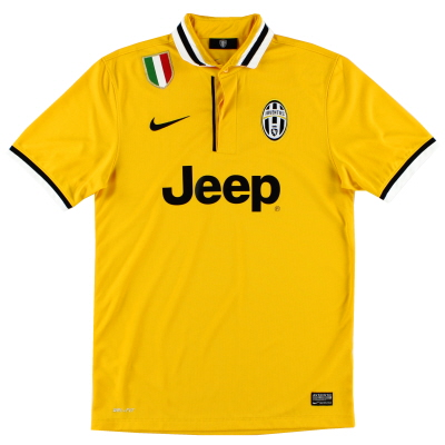2013-14 Juventus Away Shirt S