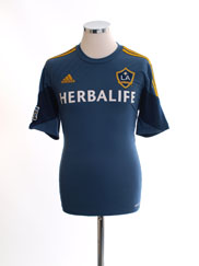 2013-14 LA Galaxy Away Shirt M