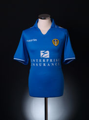 2013-14 Leeds Third Shirt M