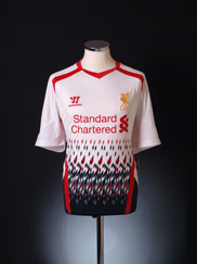2013-14 Liverpool Away Shirt *BNIB*
