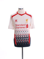 2013-14 Liverpool Away Shirt L