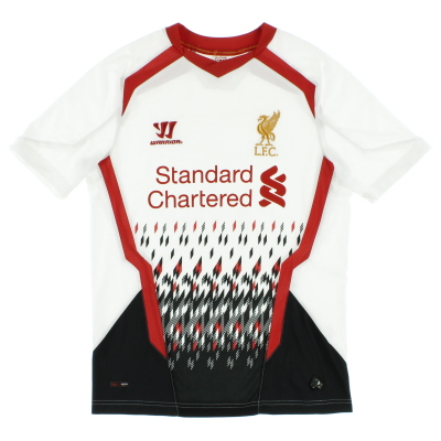 2013-14 Liverpool Away Shirt S