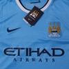 2013-14 Manchester City Home Shirt *BNWT*