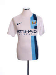2013-14 Manchester City Third Shirt L