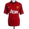 2013-14 Manchester United Home Shirt Carrick #16 *BNWT* L