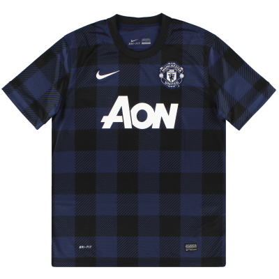 2013-14 Manchester United Nike Away Shirt *Mint* XL.Boys