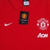 2013-14 Manchester United Polo Shirt *w/tags* L