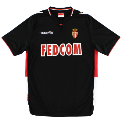 2013-14 Monaco Away Shirt *Mint* L