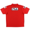 2013-14 Morecambe Player Issue Polo Shirt 'JB' XXXL