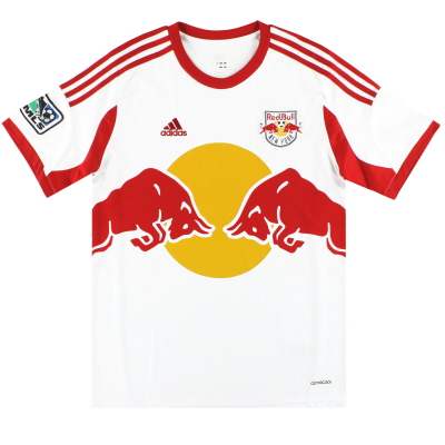 2013-14 New York Red Bull adidas Home Shirt M
