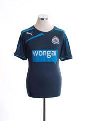 2013-14 Newcastle Away Shirt L