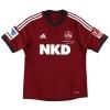 2013-14 Nurnberg Home Shirt Drmic #18 M