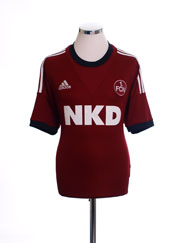 2013-14 Nurnberg Home Shirt *Mint* L