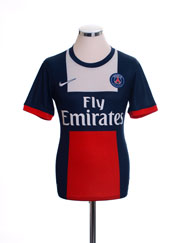 2013-14 Paris Saint-Germain Home Shirt S