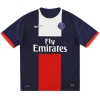 2013-14 Paris Saint-Germain Home Shirt Cavani #9 L