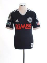 2013-14 Philadelphia Union 'Formotion' Third Shirt M