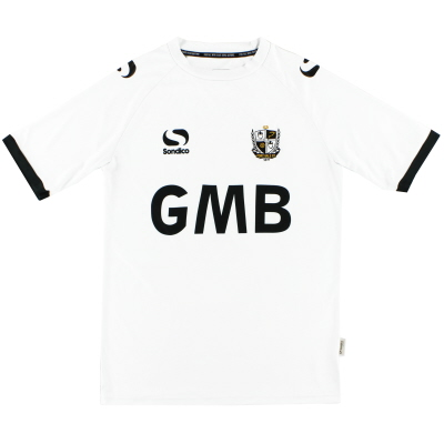 2013-14 Port Vale Sondico Home Shirt M