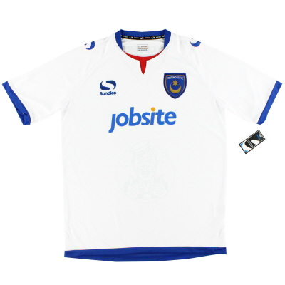 2013-14  Portsmouth Away Shirt *BNWT* L