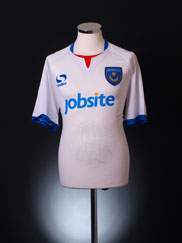 2013-14  Portsmouth Away Shirt *BNWT* XL