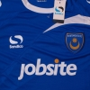 2013-14  Portsmouth Home Shirt *BNWT* L
