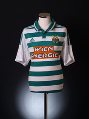 2013-14 Rapid Vienna Away Shirt *BNIB*