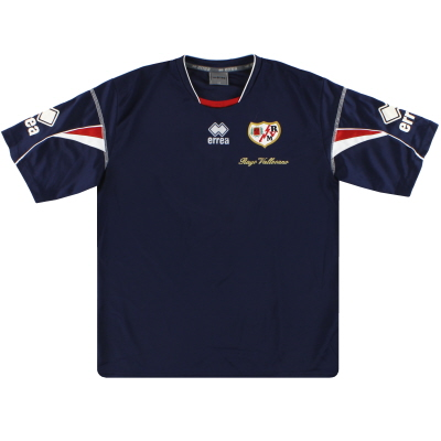 2013-14 Rayo Vallecano Errea Training Shirt M