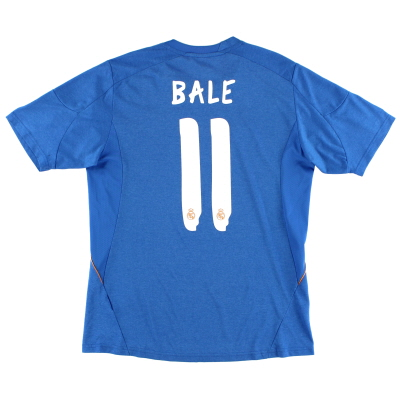 2013-14 Real Madrid Champions League Away Shirt Bale #11 Y