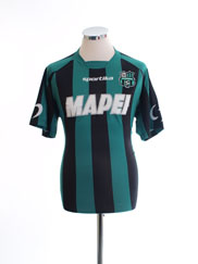 2013-14 Sassuolo Home Shirt #21 L