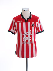 2013-14 Sheffield United Home Shirt #12 XL.Boys
