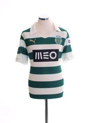 2013-14 Sporting Lisbon Home Shirt *BNIB*
