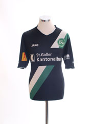 2013-14 St Gallen Away Shirt M