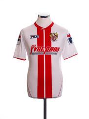 2013-14 Stevenage Borough Home Shirt XL.Boys