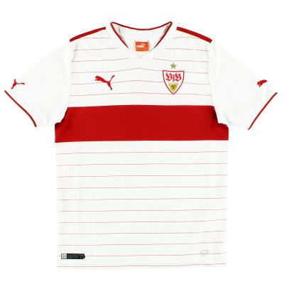2013-14 Stuttgart Home Shirt S